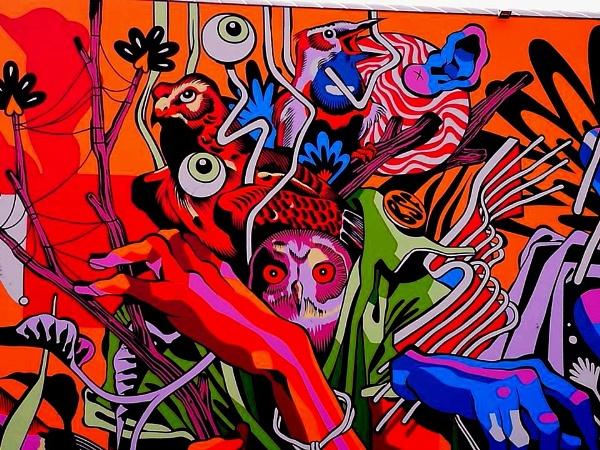 Urban jungle !! by Chinga