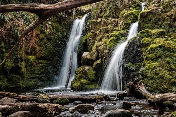 Venford Falls by topsyrm