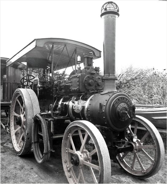 A McLaren engine by JuBarney