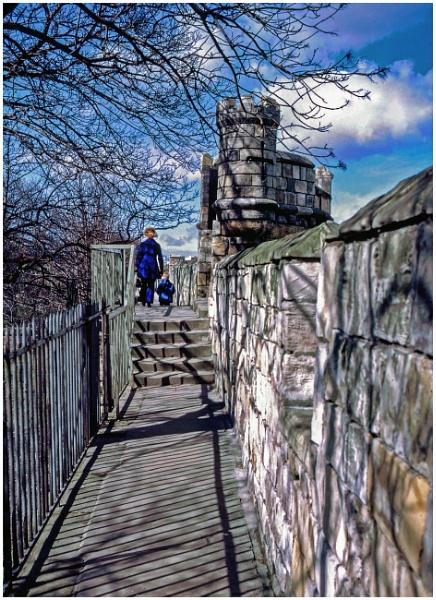 York City Wall by mac