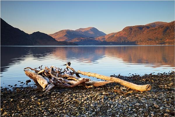 Ullswater Logs by jeanie