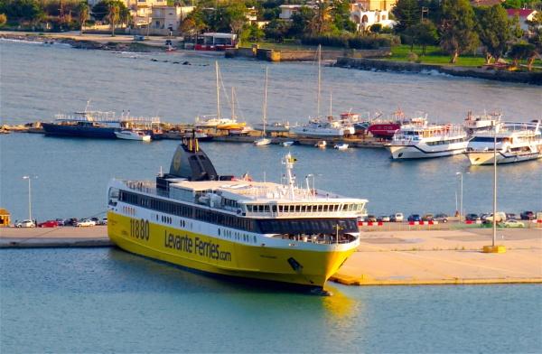 Ferry by ddolfelin