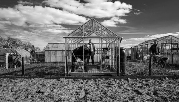 People of the Allotments by clevercloggs