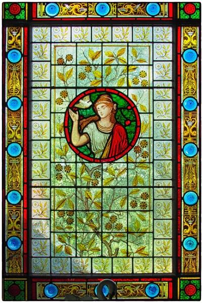 Victorian Window by DaveRyder