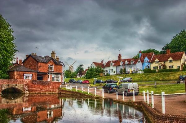 Finchingfield, Essex by ttiger8