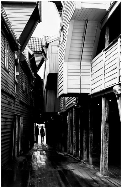 Bryggen by ZenTony