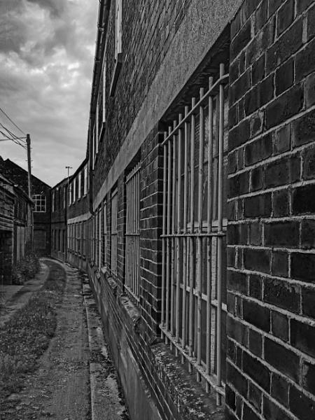 Bridport Back alley by Bore07TM