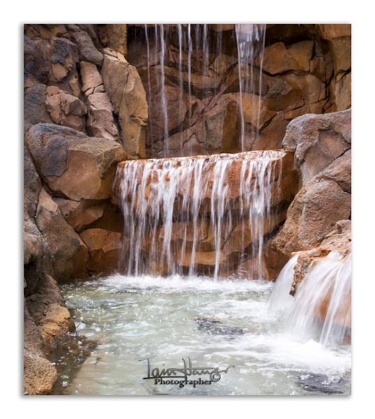 Waterfall by IainHamer