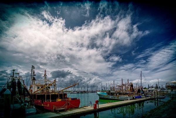 Prawn Trawlers by Peco