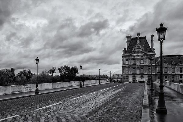 Pont Royal by Xandru