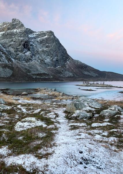 Arctic footpath by L3693