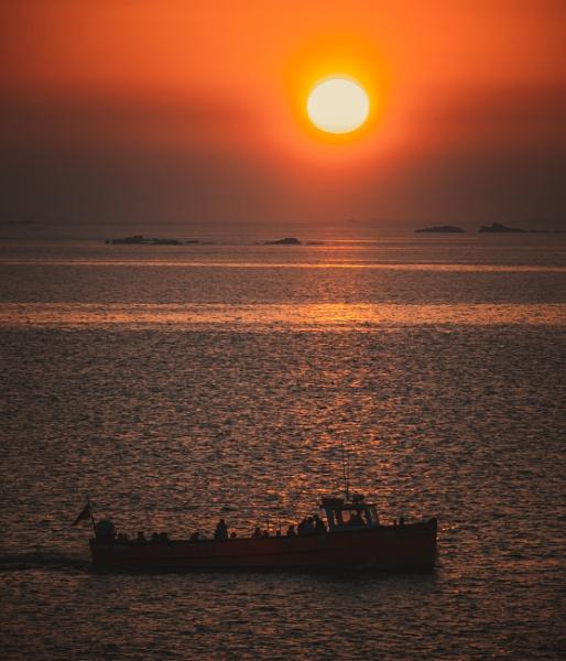 The Night Boat by JohnDyer