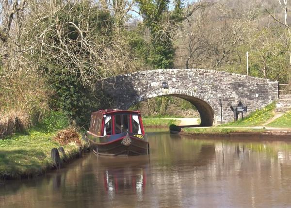 Canal by glyndwr