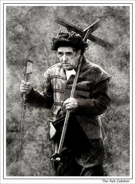 The Rat Catcher by Robert51