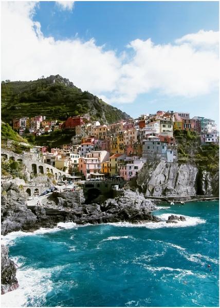Cinque Terre by Robert51