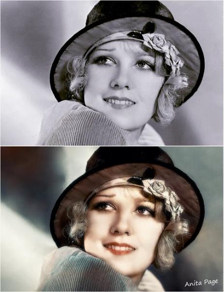 The Beautiful Anita Page (1910-2008) by Robert51