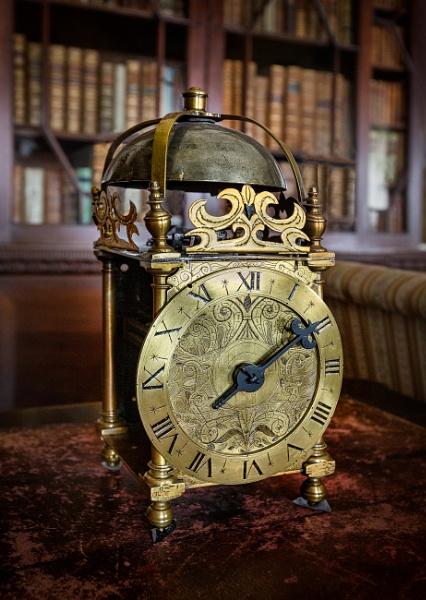A clock by xwang