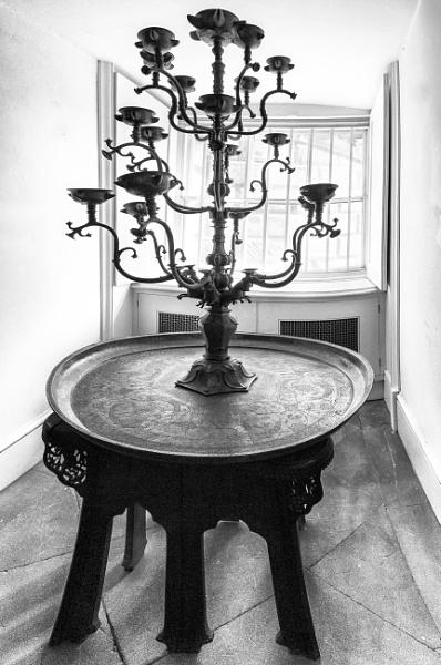 A candelabra by xwang