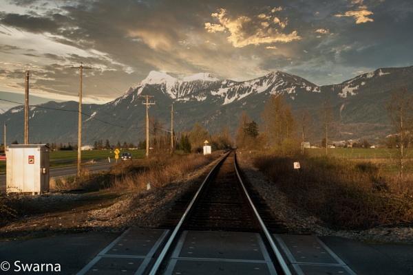Lost Railroads III ... by Swarnadip