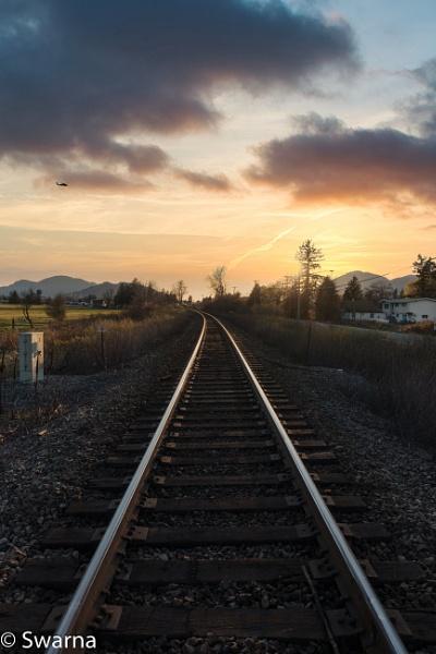 Lost Railroads IV ... by Swarnadip