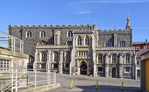 Norwich Guildhall by pdunstan_Greymoon