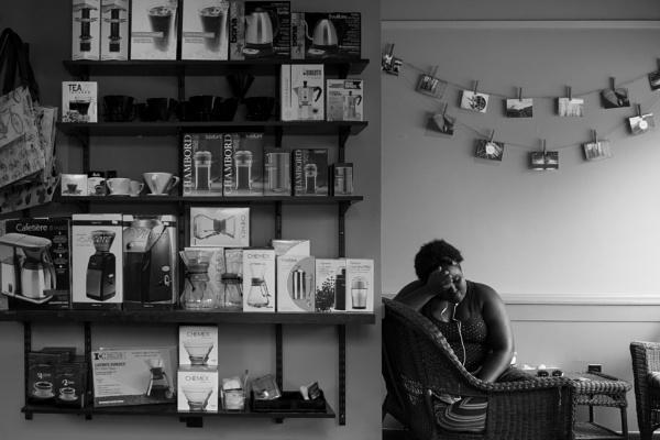 Coffee break by banehawi