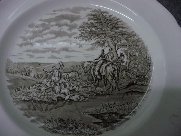 The Kill  Plate by carol01