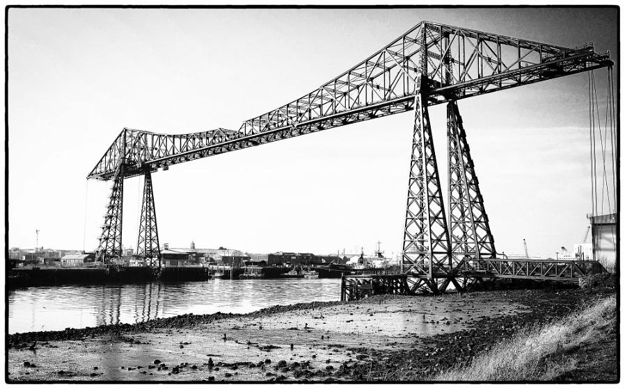 Bridge Over the River Tees