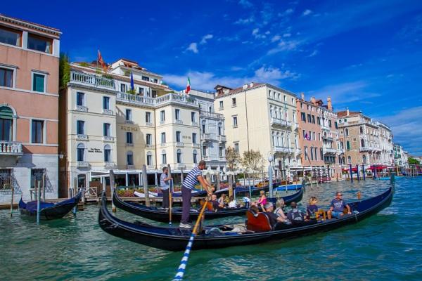 Ahhhh Venice by rickie