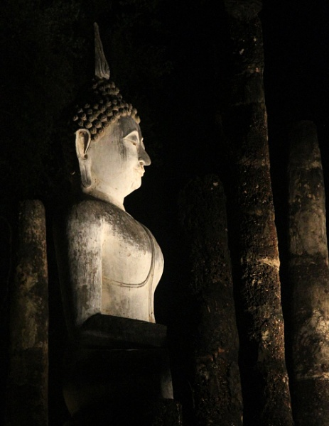 Buddha by mikekay