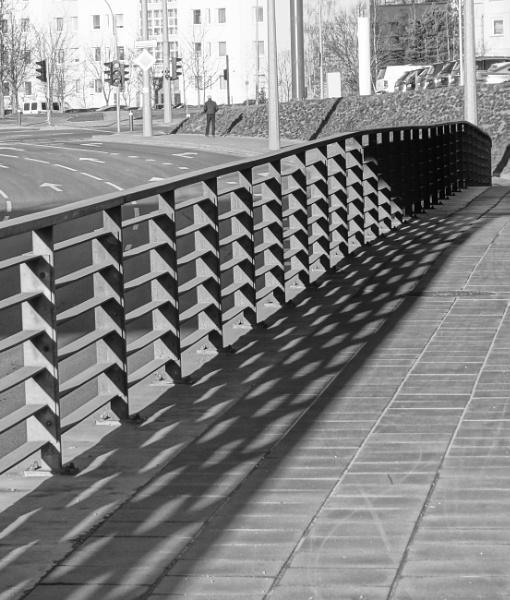Metal railings by SauliusR
