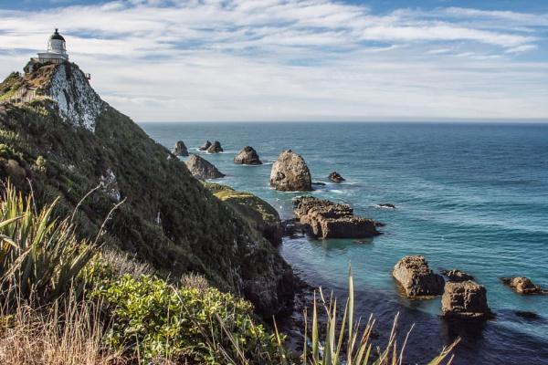 Nugget Pt. NZ  (II) by barryyoungnz