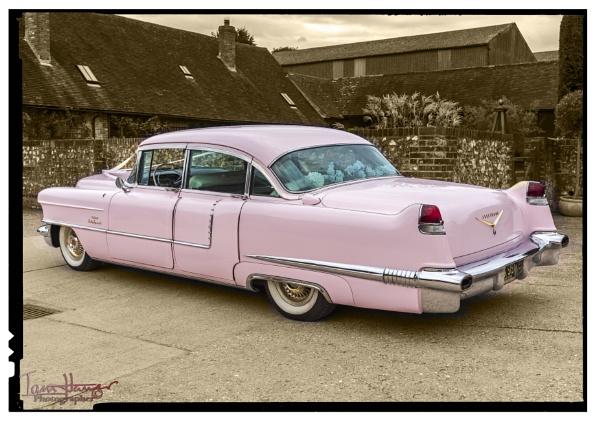 Pink Cadillac by IainHamer