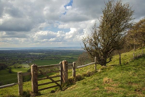 Coaley Peak - Glos by VincentChristopher