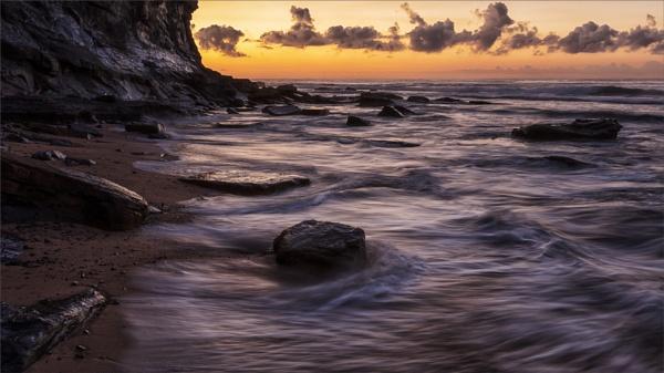 Orange Dawn by tvhoward950