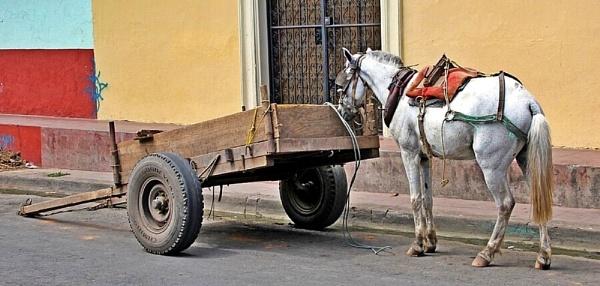 Granada, Nicaragua: Street captures #1 by IamDora