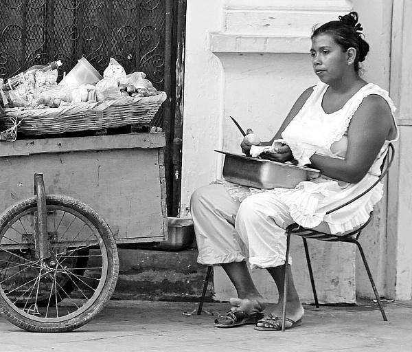 Granada, Nicaragua: Street captures #3 by IamDora