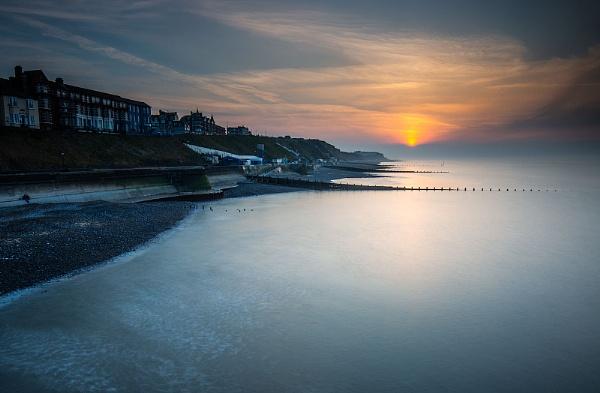 Serene Sunset by martin.w