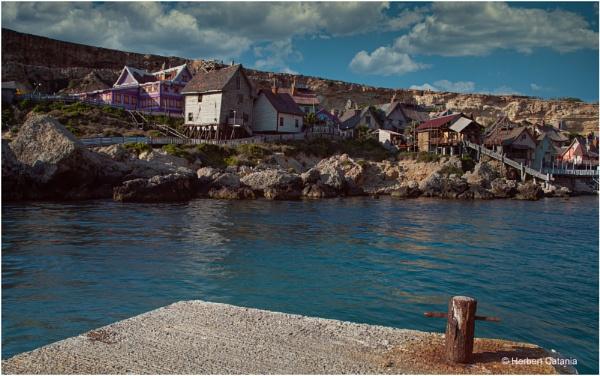 Popeye Village (Mellieha) by Herbert_Catania