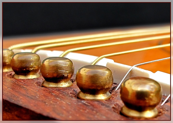 Strings And Pins by Sylviwhalley