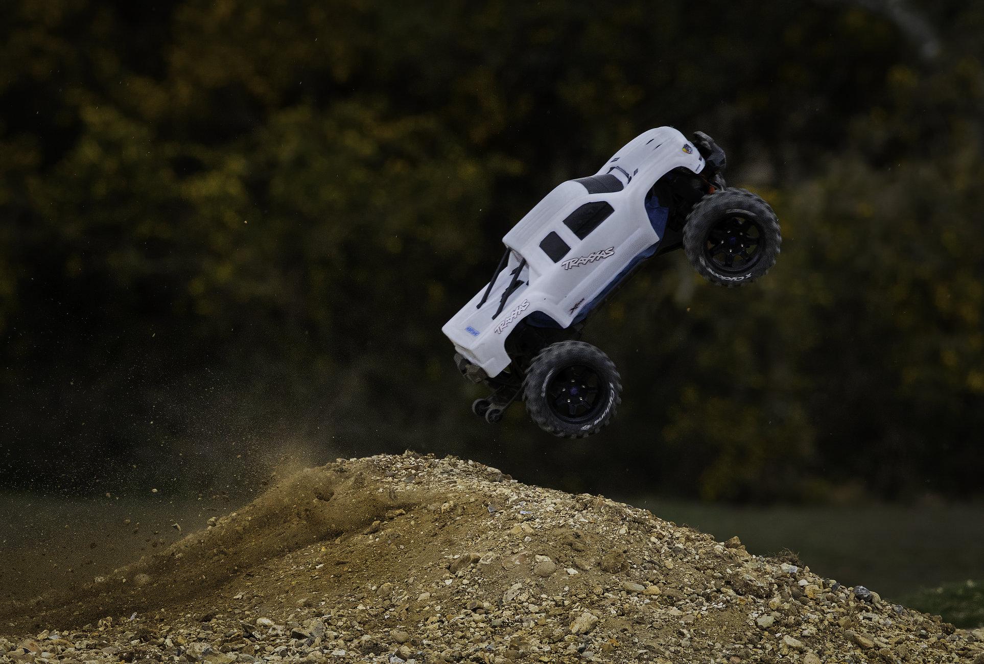 Truck jump