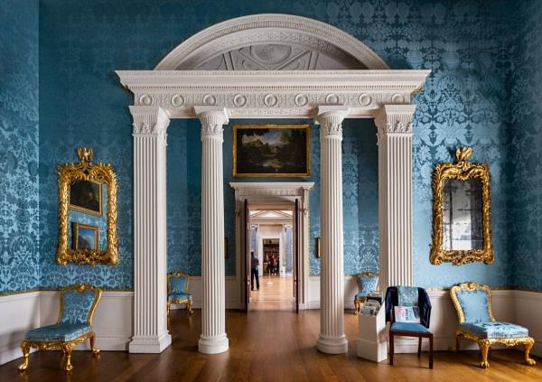 Kedleston hall by xwang