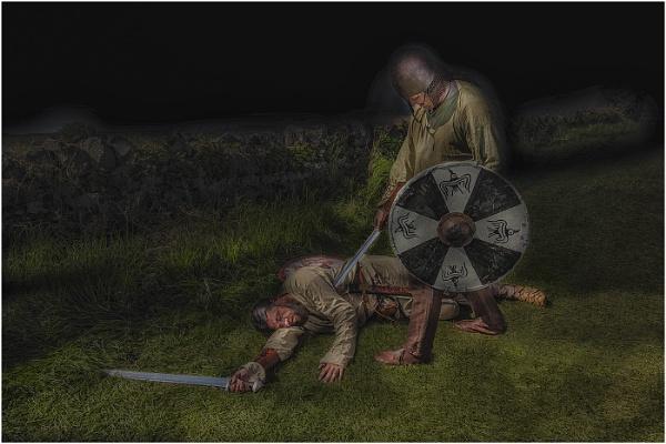 Battle Scene by stevenb