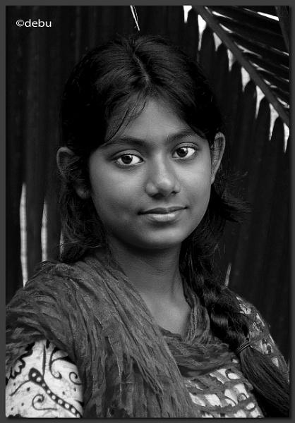 Innocent Girl by debu