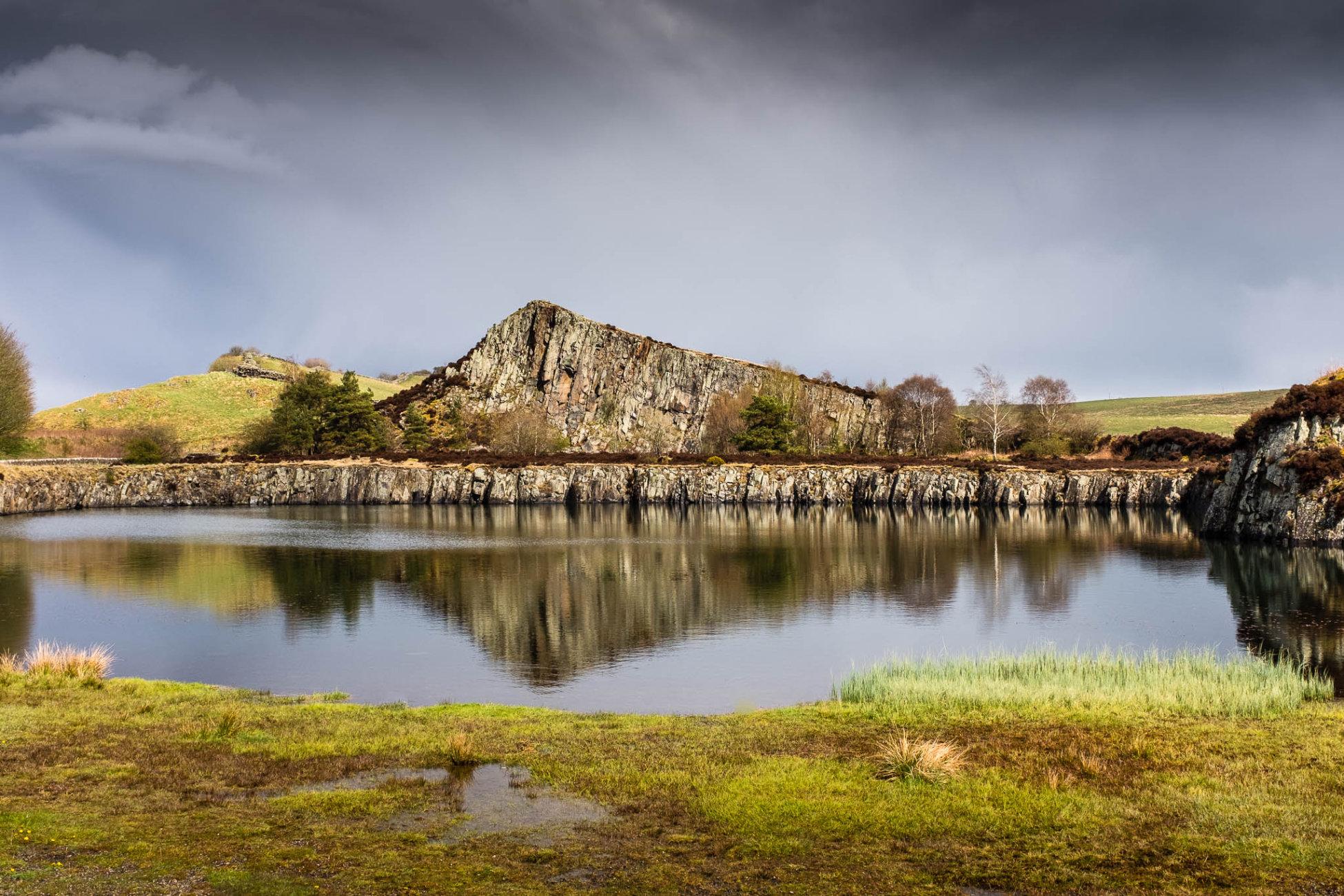 Cawfields Quarry
