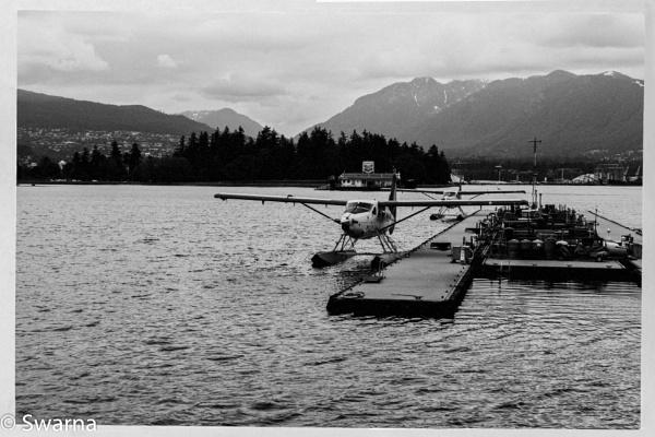 Floatplanes.... by Swarnadip