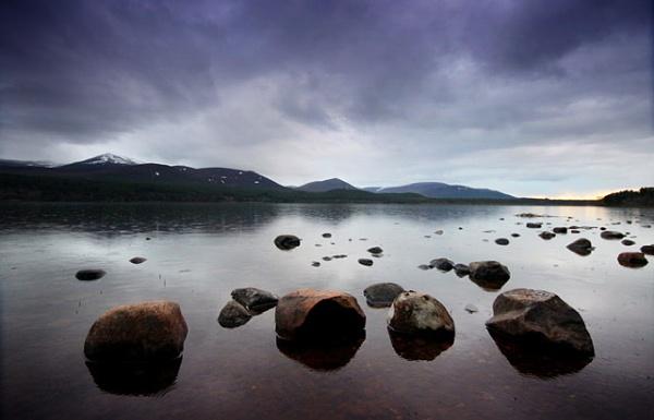 Loch Morlich by Eckyboy