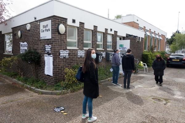 Voter frenzy by Karuma1970