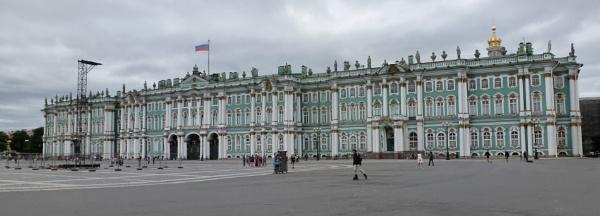 Hermitage. St Petersburg by Don20