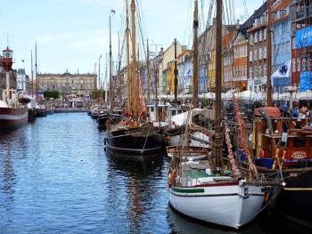 Nyrhavn. Copenhagen. Denmark